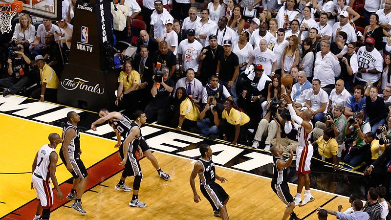 ray allen the shot