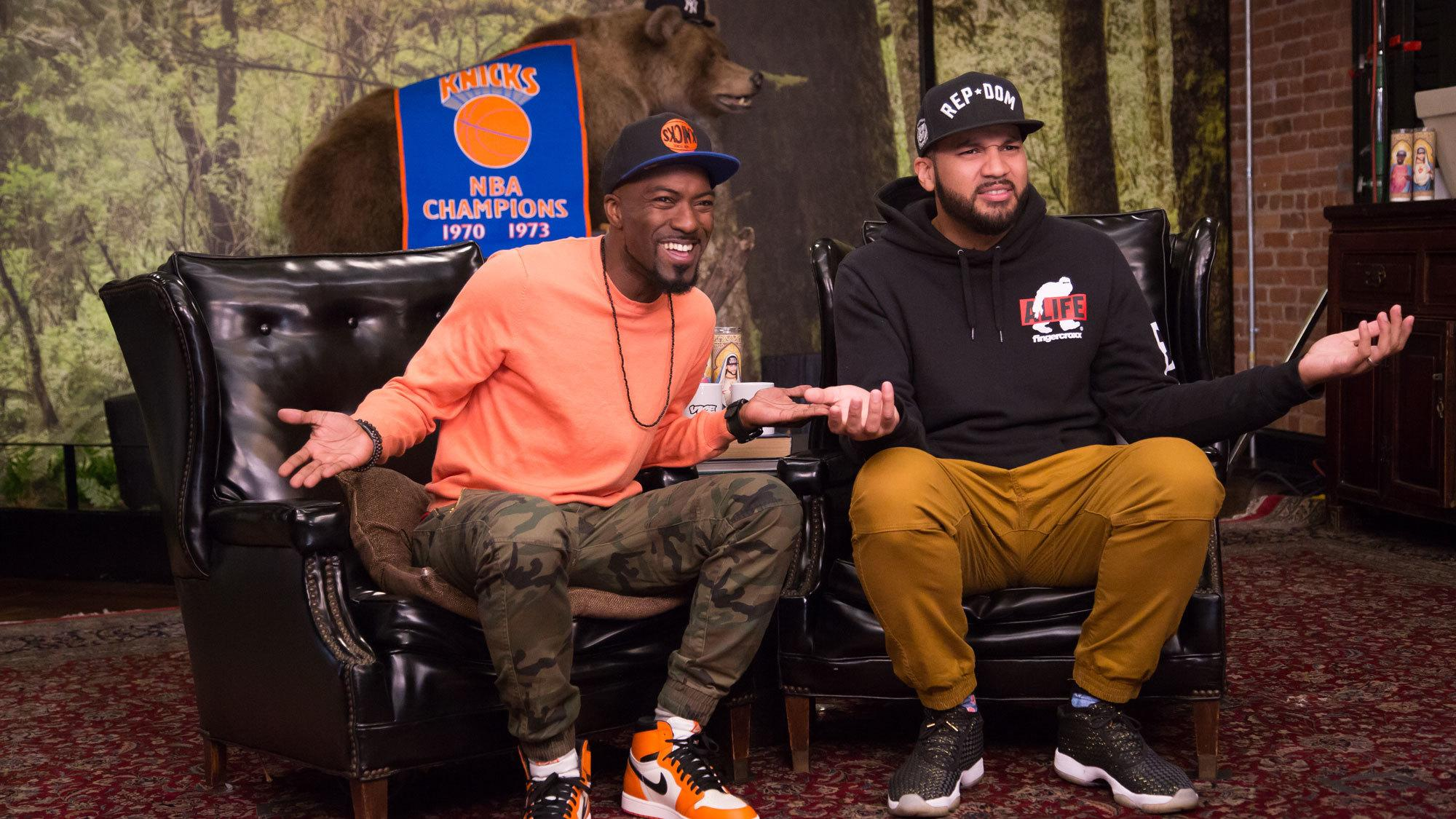 desus-and-mero-prove-why-its-hard-to-be-a-ride-or-die-knicks-fan-1477487491
