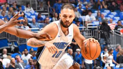 Evan Fournier slices through defense like a soft cheese (NBA.com)